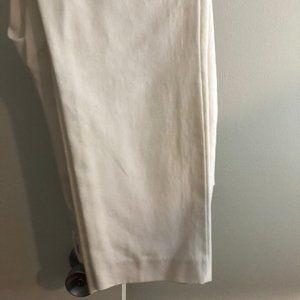 Dana Buchman Pants & Jumpsuits - Dana Buchman white slacks size 10